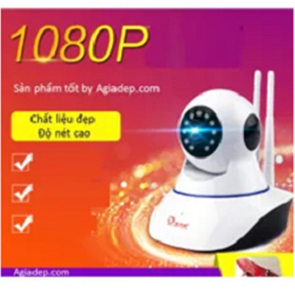 2.Camera wifi Yoosee (2 râu - 720HD)